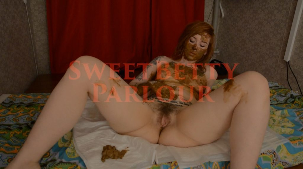SweetBettyParlour - Scat Morning Part 2 (FULL HD-1080p) - 1