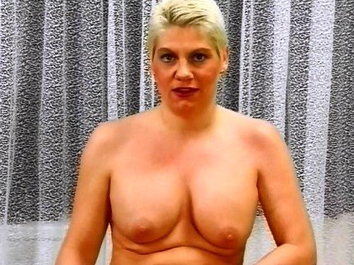 Veronica Moser - Solo Scat Scene From Sperrgebiet 36