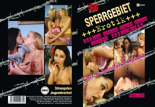 Sperrgebiet Erotik 36 - FULL MOVIE (Teen Girls Scat)
