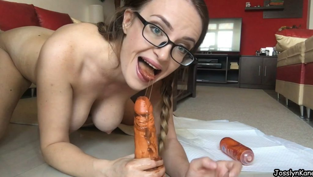 Josslyn Kane - Satisfying My Scat Addiction - 6