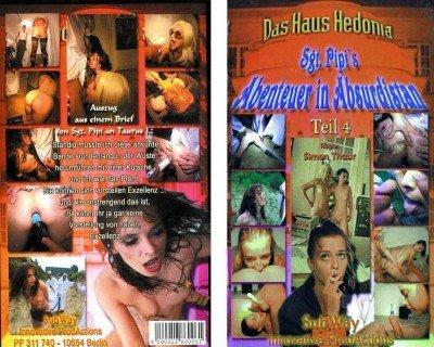 Das Haus Hedonia - Sgt. Pipis Abenteuer in Absurdistan