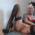 Speculum show – Lady-isabell666 – Exlusive Video