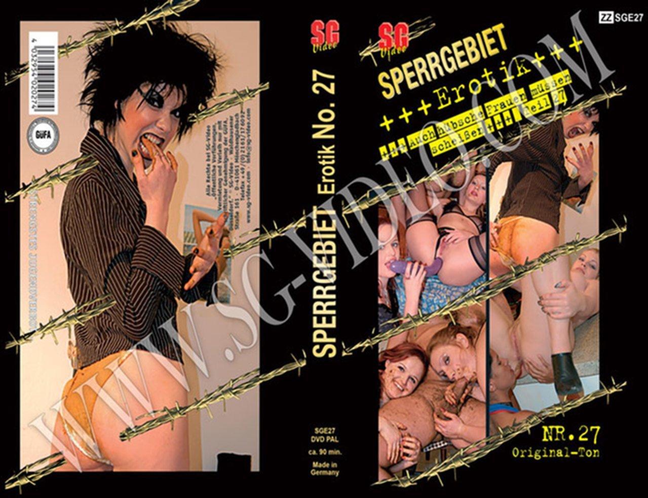 Sperrgebiet Erotik 27 - Scat Full Movie (Bjarka,Silvia, Tima and Roland)