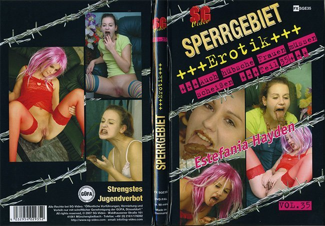 Sperrgebiet Erotik 35 - FULL MOVIE (Alisa)