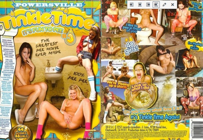 Tinkle Time 3 - Powersville / JM Productions (2009)