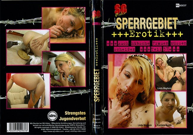 Sperrgebiet Erotik 37 - FULL MOVIE (Luciana Russo and Linda Mayhem)