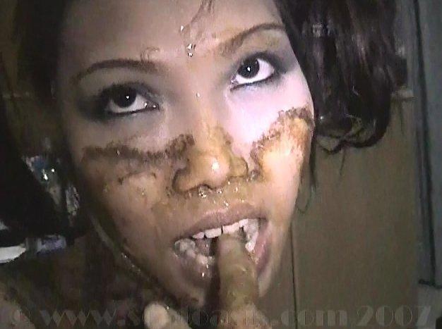 honey16 - Shit And Piss Loving Asian Girl - 7