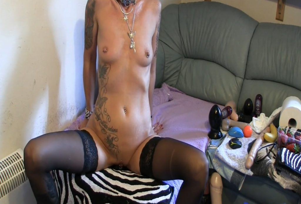 lady-isabell666 - langer ritt auf EXTREM PLUG - 2