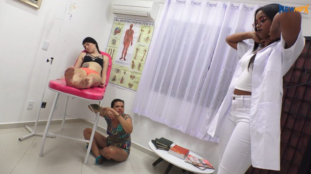 Crazy Doctor - Bind a Person To Anal (FHD)