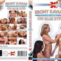 Ebony Kaviar on Blue Eyes (Mortica, Bel and Flavia)