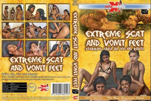 Extreme Scat and Vomit Feet - MFX-Media