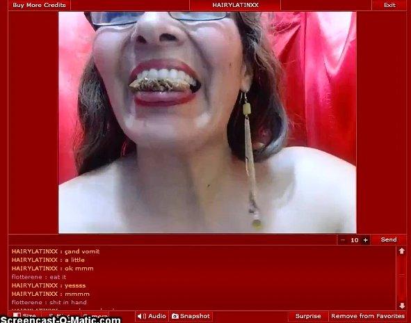 Livejasmin.com - Nice Granny In Perverted Webcam Show 4