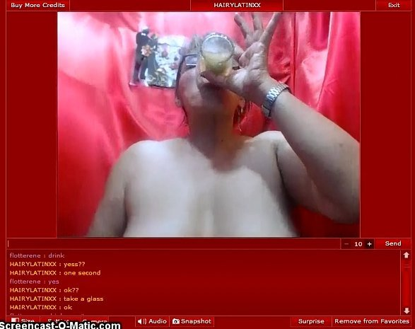 Livejasmin.com - Nice Granny In Perverted Webcam Show 7