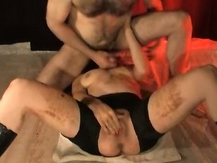 Mercedes Butt Get Down And Dirty - Rare Scat Video From Couple - Screen 8