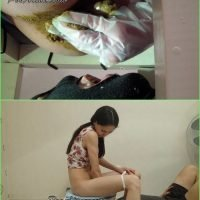 PooAlina – Alina Pooping In Mouth Of a Slave With Secretions – HD 720p