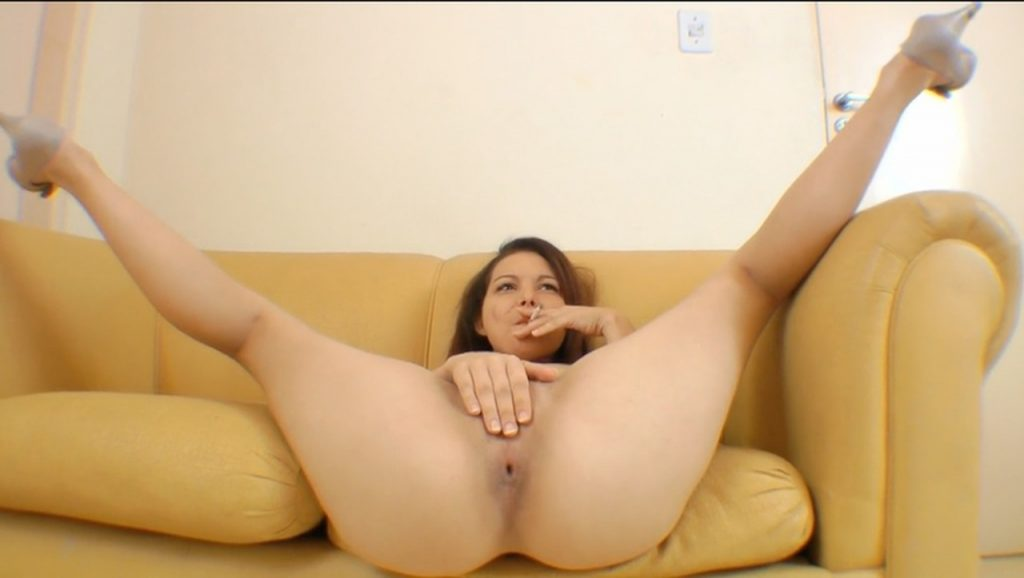 SOLO BIG SCAT BY ERIKA COSTA 18 YEARS OLD - 7