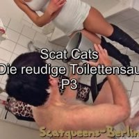 Scat Cats – The Worthless Toilet Pig P3