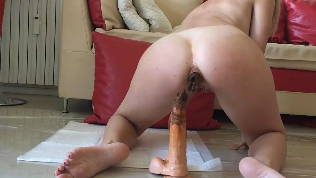 Shitting On Your Big Cock - 3