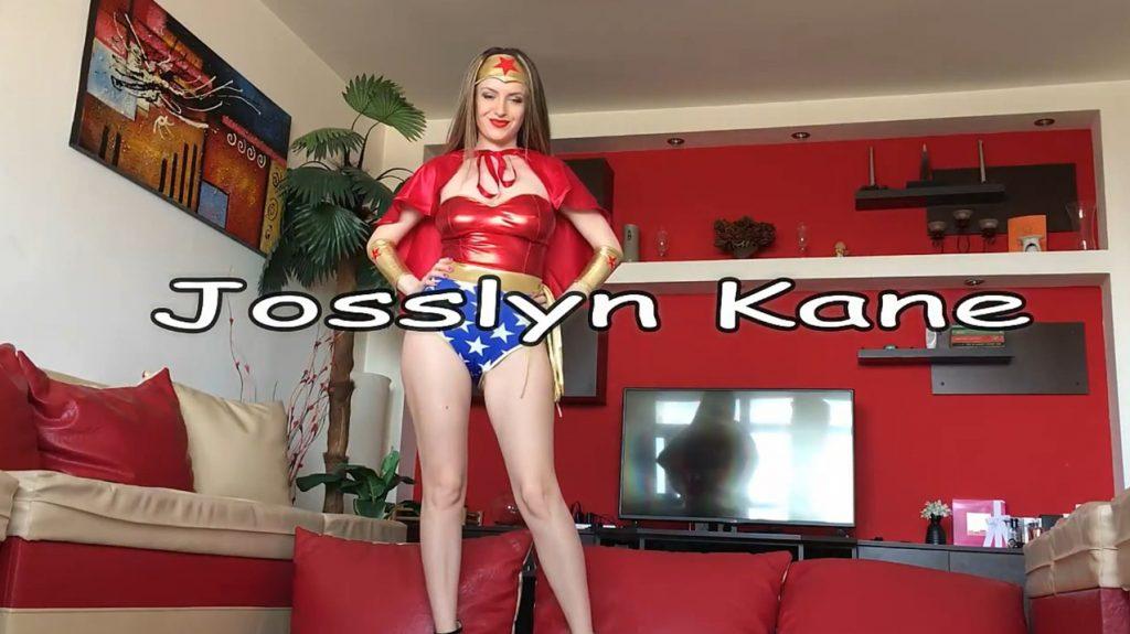 Josslyn Kane - Wonder Woman is a Dirty Woman