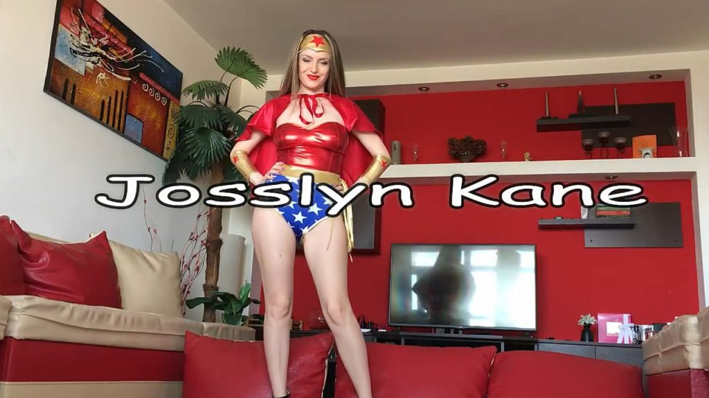 Wonder Woman is a Dirty Woman - 1