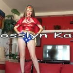 Josslyn Kane – Wonder Woman is a Dirty Woman
