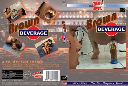 Brown beverage