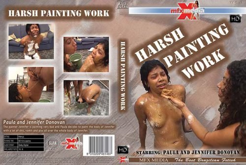 Harsh Painting Work (MFX-6146)