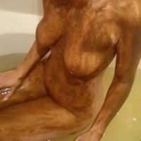 Brown wife – Bathing in shit water. Chapter 2 (Full HD-1080p)