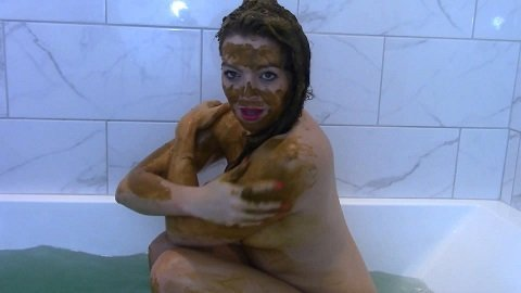 SHIT Hair Shampoo And Body Mask (Pooping Solo, FHD-1080p) Picture 3