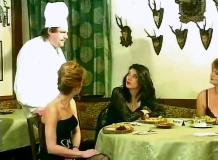 Gang Bang'n'Restaurant (1990s) Picture 1