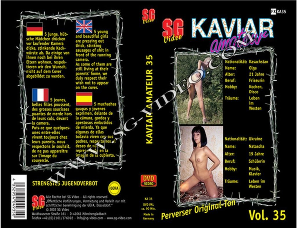 Kaviar-Amateur 35 (SG-Video)