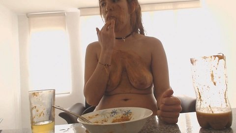 MessyPaula - Sweet Dirty But oh so Sexy Paula (Pooping, Pissing in FHD) img 3