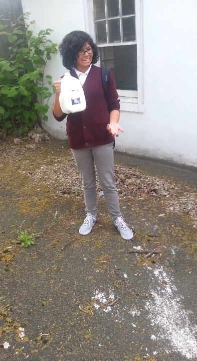 Milk Gallon Challenge with Karen - Img 2