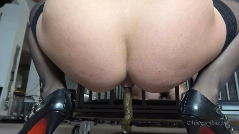 TRAINING MY NEW TOILET SLAVE Pt 2 (FHD-1080p) Picture 1