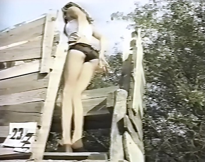 NOT A HIDDEN CAM VIDEOS 3 (Retro Outdoor Pooping Collection Video)