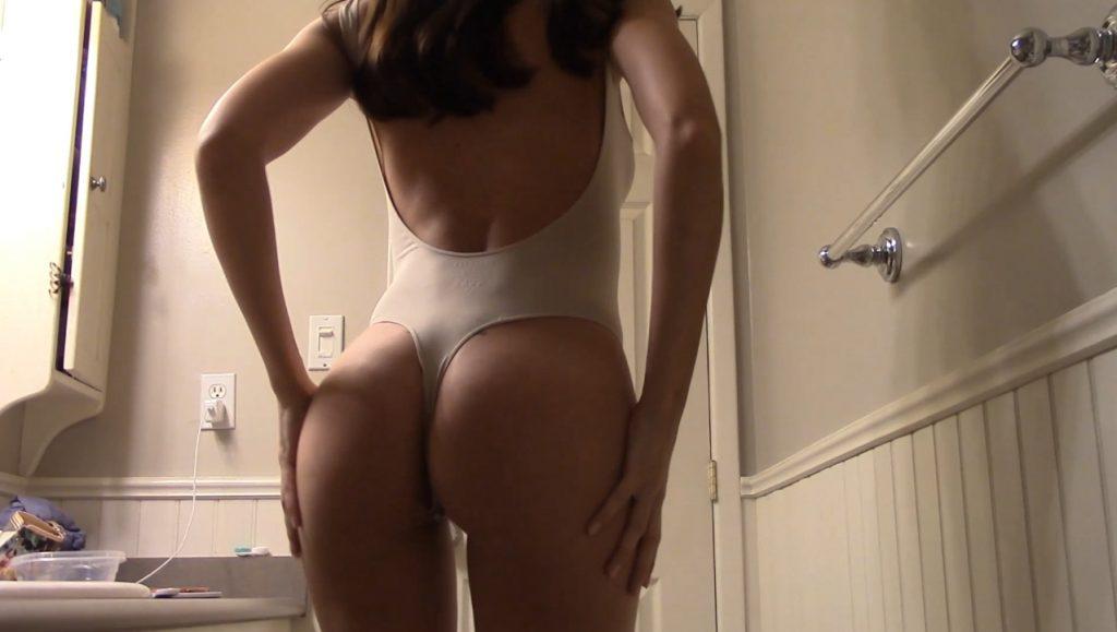 Tina Amazon - Bodysuit Tease Then Shit (FHD)