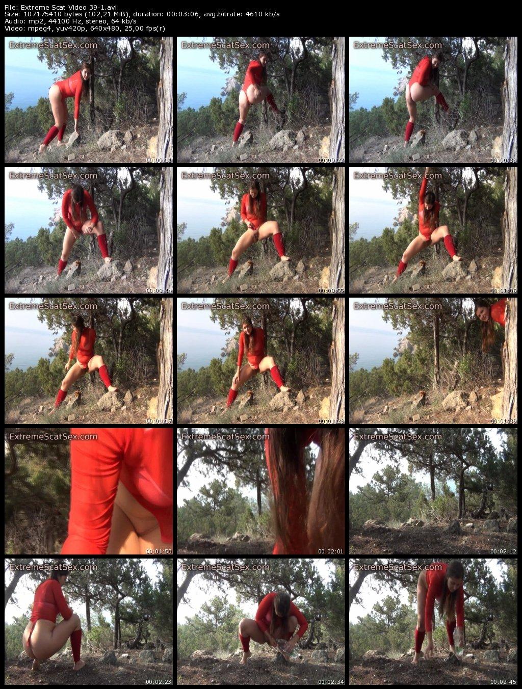 Extreme Scat Video 39-1