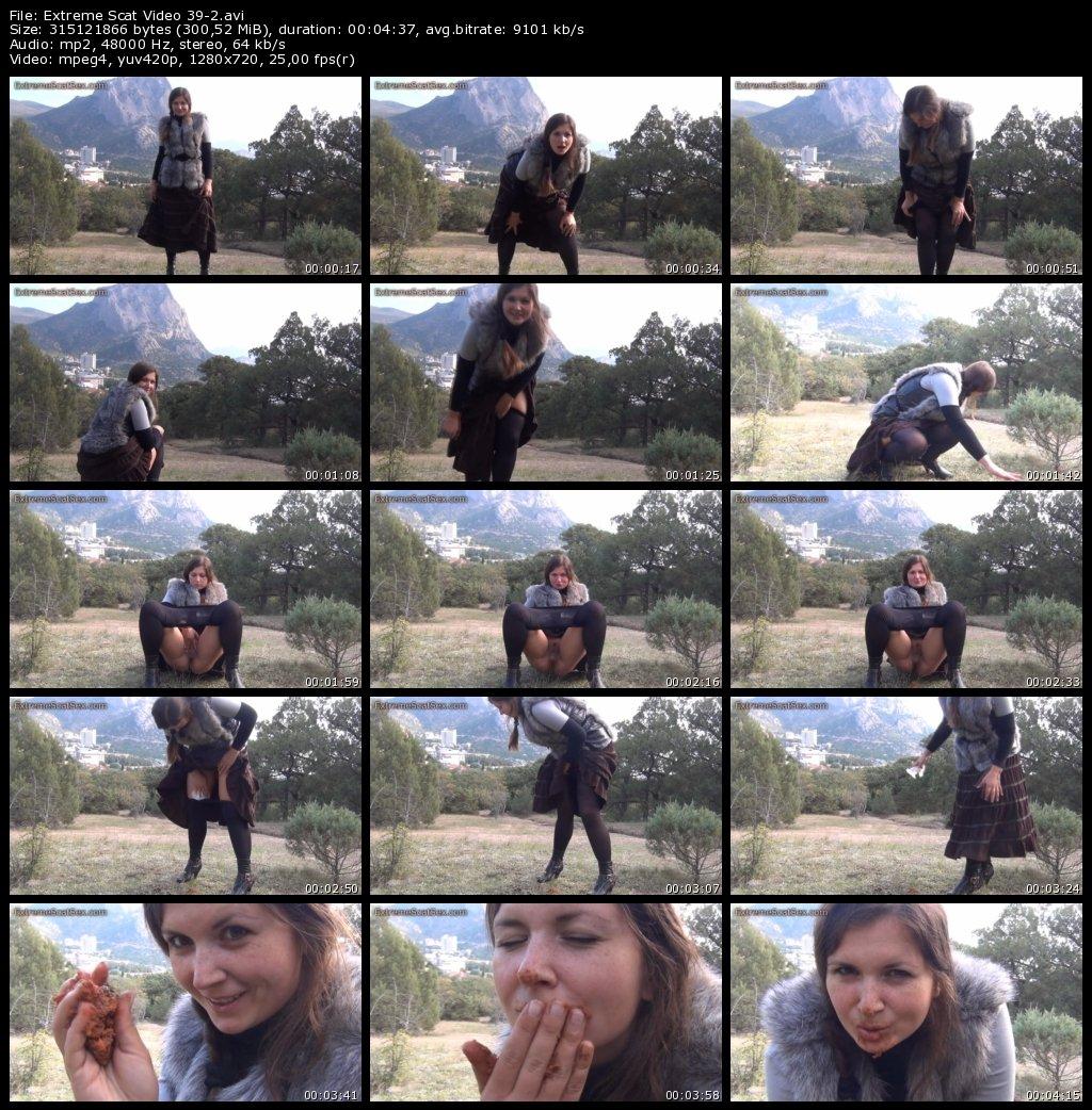 Extreme Scat Video 39-2