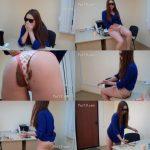 MilanaSmelly – Secretary Milana crapped in panties (FULL-HD)