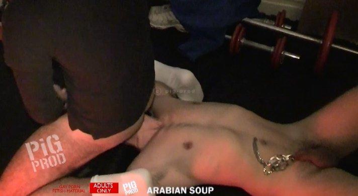 Arabian Soup - Pig Prod (Rare Gay Scat Movie) 2