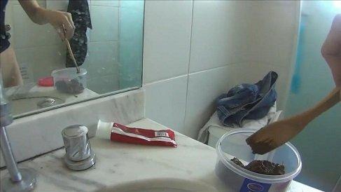 Toilett Scat Cam No.1 - Big Scat - Image 4