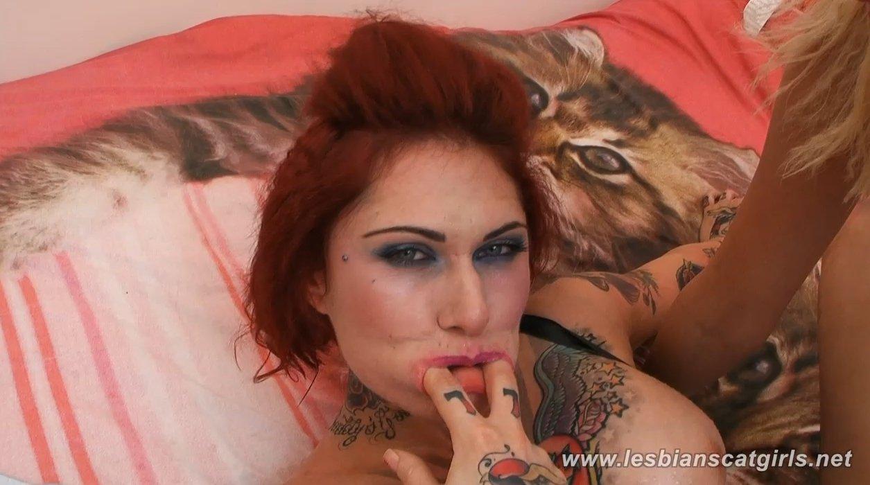 Lesbianscatgirls.net - Dirty dildo scat action