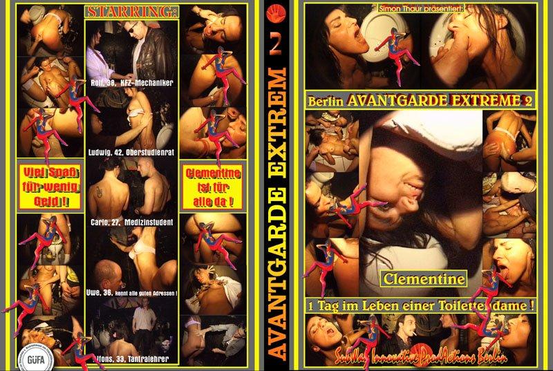 Avantgarde Extreme 2 - Clementine: 1 Tag im Leben einer Toilettendame! (Simone)
