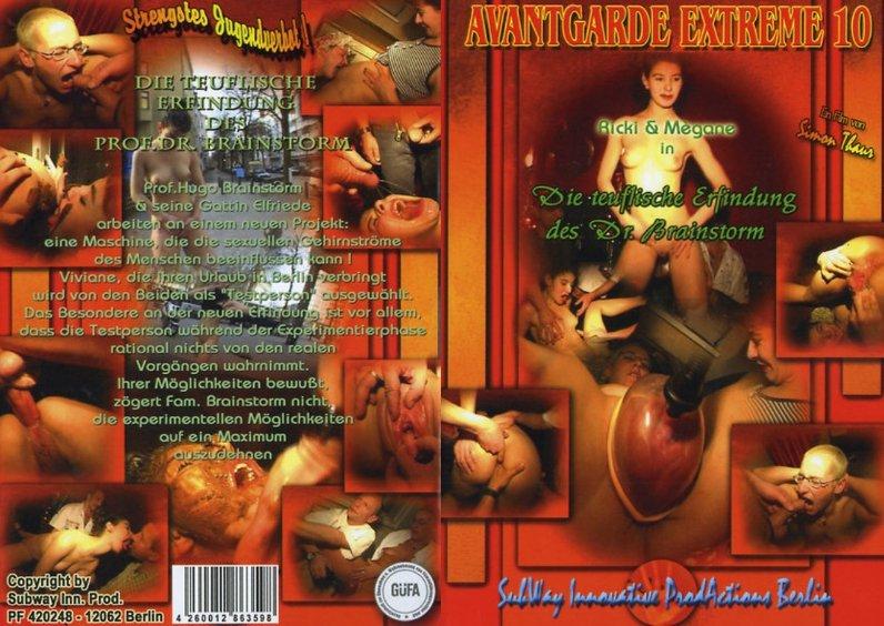 Avantgarde Extreme 10 - Die teuflische Erfindung des Dr. Brainstorm (Mègane, Ricki Tzatzicki)