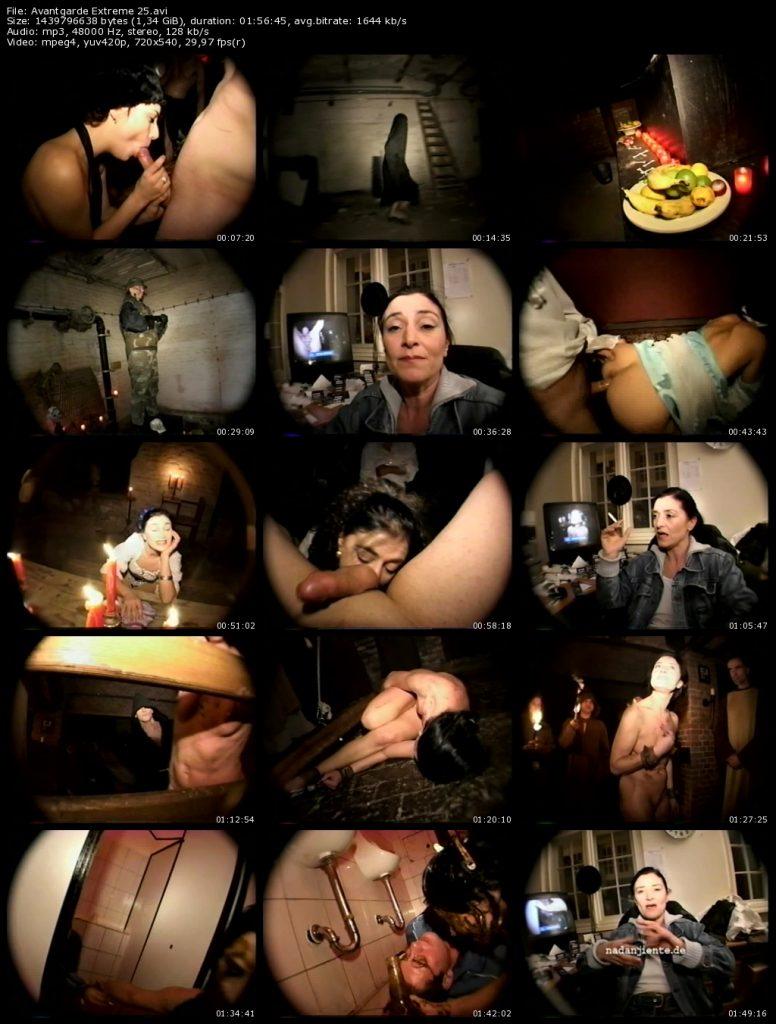 DOWNLOAD Avantgarde Extreme 25 - 6 Fragmente der Leidenschaft (Nada Njiente, Mascha, Veronika, Nicole, Sabine, Iris, Katja)