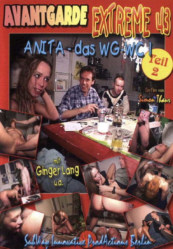 Avantgarde Extreme 43 – Anita, das WG-WC – Teil 2 (with Ginger Lang)