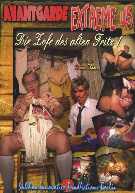 Avantgarde Extreme 45 - Die Zofe des alten Fritz (Katuschka)