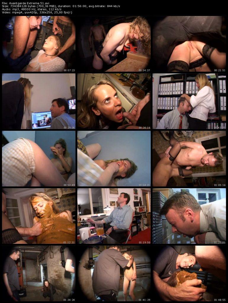 DOWNLOAD Avantgarde Extreme 51 - Men at work (Short-Stories with Isabelle, Frieda, Olga)