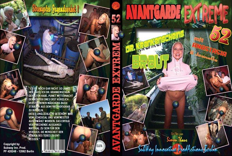 Avantgarde Extreme 52 - Dr.Krankenscheins Braut (Anastasia, Jeanette)
