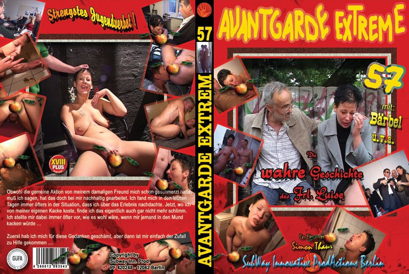Avantgarde Extreme 57 – The true story of the Frl. Luise! (Bärbel)